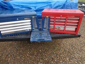 Tool bench boxes