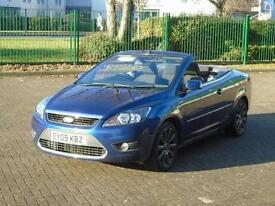 FORD FOCUS 2.0 CC2 * £25 Per Week..£O Deposit * 2009 Petrol Manual in Blue