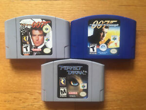 N64 Classic Shooters