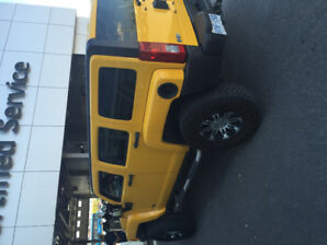 2006 Hummer H3 for sale. Low Km