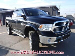 2013 RAM 1500 BIG HORN QUAD CAB SWB BIG HORN