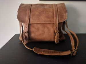 Roots Modern Satchel Tribe