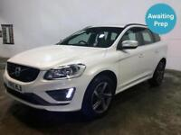 2015 VOLVO XC60 D4 [181] R DESIGN Nav 5dr Geartronic SUV 5 Seats