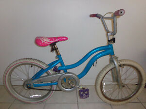 Vélo pour Fille de marque Supercycle Sport; 20 pouces,Mécanique