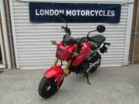 Honda MSX 125 ABS 2021 Only 160 Miles, Only 4 months old,