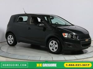 2014 Chevrolet Sonic LS AUTO A/C BLUETOOTH