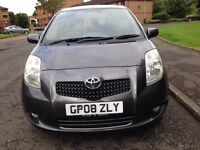TOYOTA YARIS SR D4-D WITH FULL YEARS MOT £30 A YEAR ROAD TAX BARGAIN PRICE!!!!!!!