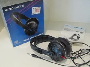 Sennheiser HD 560 ovation headphones