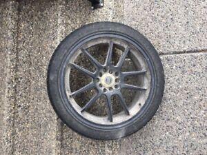 "18"" Enkei Winter Tires"