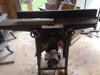 Delta Rockwell jointer