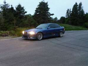BMW E36 - M3 Coupe – 1997 US