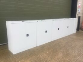 Go grey storage cabinet