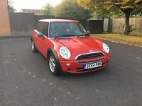 Quick Sale Mini Cooper Hatchback 3 Door 1.6 HPI CLEAR Part Ex welcome astra Corsa Ford Audi bmw etc
