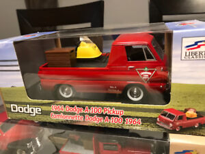 Dodge A 100 1964 Canadian tire diecast 1/24 die cast neuf