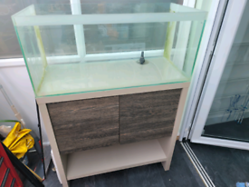 Fluval m90 marine tank reduced for quick sale