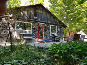 lakefront cottage for rent