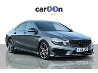 2014 Mercedes-Benz CLA CLASS CLA200 CDI AMG Sport Coupe Diesel Automatic