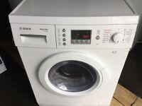 Bosch excel 7 kg washing machine in mint condition with a three months warranty