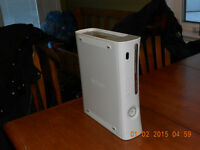 xbox 360 console without hard drive or cables