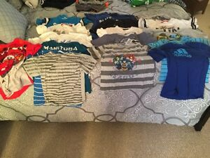 BOYS Summer Lot-Size 5/6-INCLUDES EVERYTHING!