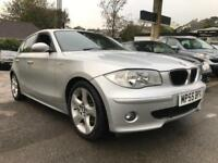 2005 BMW 1 Series 2.0 120d Sport 5dr