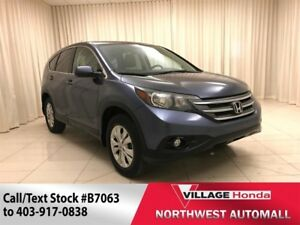 2013 Honda CR-V EX-L AWD | Leather | Heated Seats |