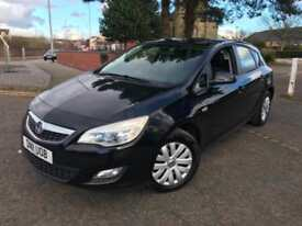 Vauxhall/Opel Astra 1.4i 16v VVT ( 100ps ) 1364cc 2011 Exclusiv (AA INSPECTED)