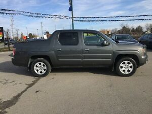 2007 HONDA RIDGELINE RTS * 4WD * POWER GROUP * LOW KM London Ontario image 7