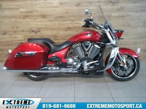 2011 Victory Motorcycles Cross Roads 40,07$/SEMAINE