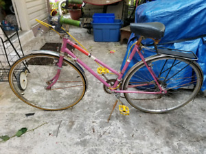 Classic commuter Ladies bicycle. 10 speed