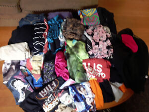 If interested I am having a huge back-school and womans clothing