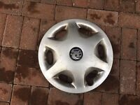 Vauxhall Wheel Trims.