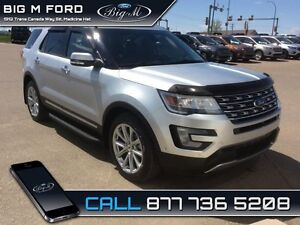 2016 Ford Explorer Limited  - one owner - local - trade-in - non