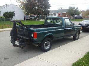 1987 Ford F-250 Pickup Truck hobby truck
