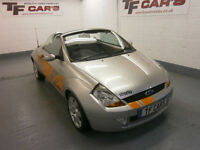 Ford Streetka 1.6 2003 CONVERTIBLE