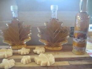 Maple Syrup and Sugar Products