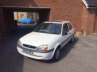 FORD FIESTA - LOW MILEAGE/1 LADY OWNER