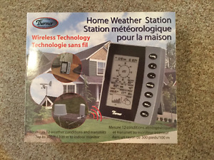 Thermor wireless weather station