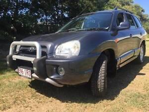 2005 Hyundai Santa Fe Wagon Yeerongpilly Brisbane South West Preview