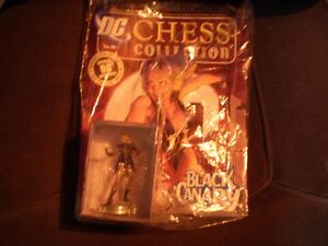 dc chess collection/hand painted metallic resin numero