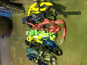 SAFETY HARNESSES $30 +up