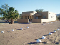 Brand New Home For Sale in Baja Mexico
