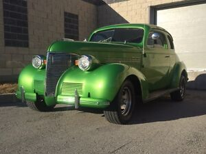 Chevrolet hotrod 1939 tres rare a qui la chance
