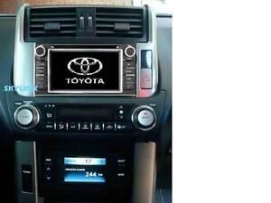 PRADO 150 GPS REVERSING CAMERA DVD BLUETOOTH USB IPDO HI UNIT Darch Wanneroo Area Preview