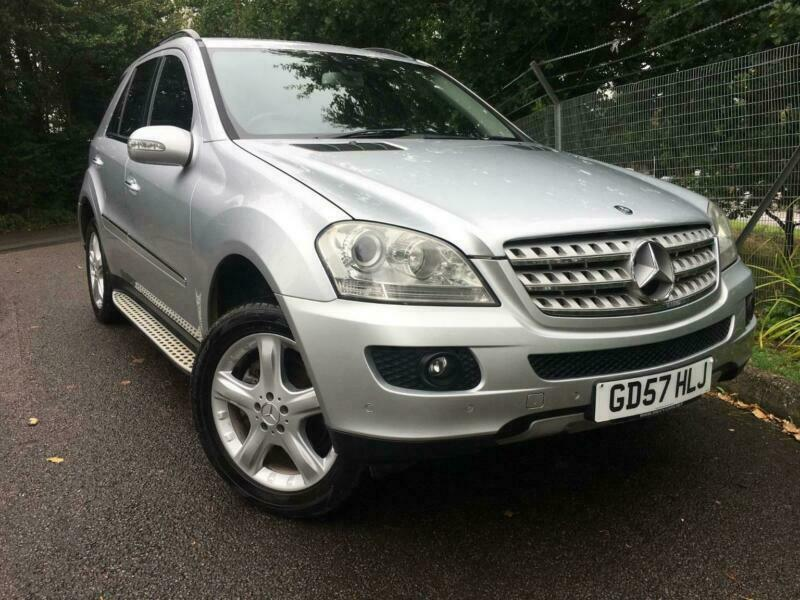 Mercedes-Benz ML Ml280 Cdi Edition S DIESEL AUTOMATIC 2008/57 | in  Gloucestershire | Gumtree