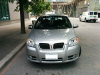 2007 Pontiac Wave 4 DR Sedan