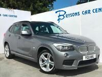 2011 11 BMW X1 xDrive23d M Sport Automatic Diesel for sale in AYRSHIRE