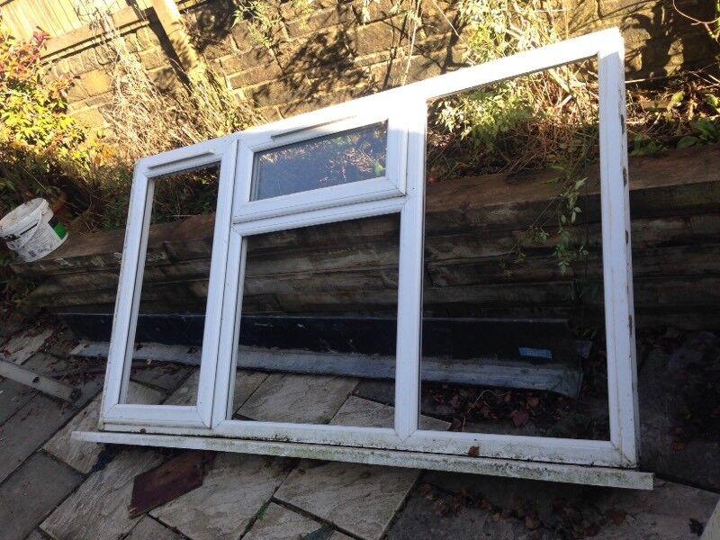 Window and lintel