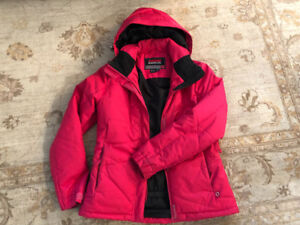 Carbon ladies ski jacket size M (8) almost new