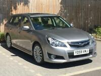 2009 '59' Subaru Legacy 2.5i Sports Tourer Lineartronic 2010MY SE, 5 Door Estate